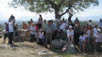 Die Pilgergruppe am 01.09.2010 in Laodicea