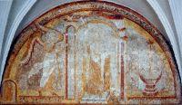 romanische-malerei-vituskirche